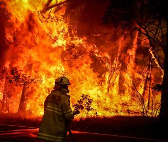 Генсек ООН: современные пожары и наводнения только начало, дальше будет хуже