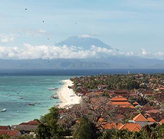 Бали планируют открыть для туристов до конца июля