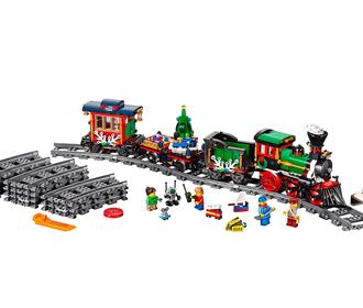 Lego - идеальный подарок ребенку на Новый год!