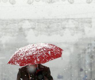 В среду придут снегопады и начнется похолодание
