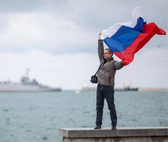 Песков: принадлежность Крыма не может быть темой встречи Путина и Зеленского