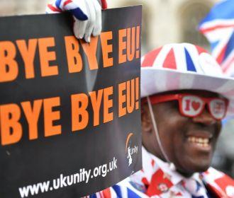 Лондон и Брюссель согласовали документ по отношениям после Brexit