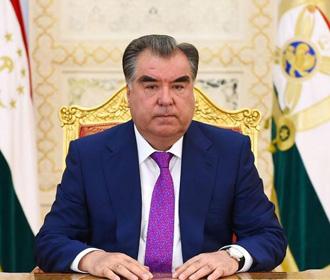 Президент Таджикистана заявил об отсутствии коронавируса в стране