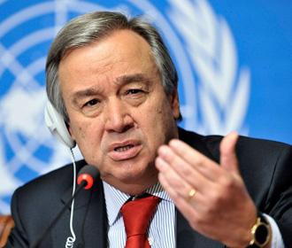 Генсек ООН призвал создать мировой альянс против неонацизма