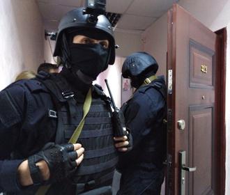 В квартиру Навального пришли с обыском