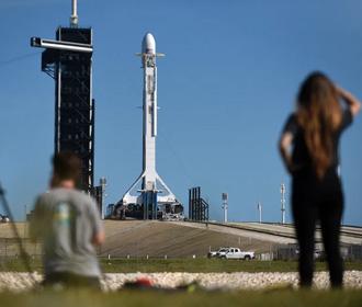 SpaceX запустила ракету с турецким спутником