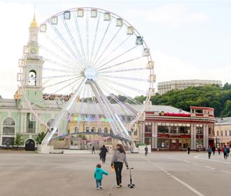 Улица Сагайдачного в Киеве останется пешеходной