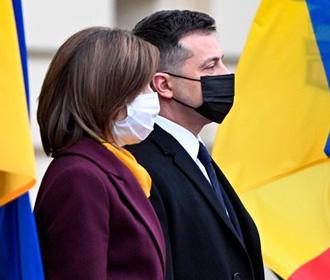 Зеленский: стратегическая цель Украины и Молдовы совпадает