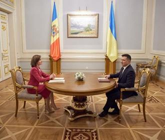 Украина и Молдова хотят упростить пересечение границы