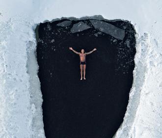 На Крещение в Украине будут сильные морозы
