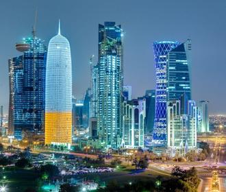 Украина рассматривает Катар как ключевого партнера в Арабском мире - Зеленский