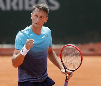 Лучший теннисист Украины впервые за 5 лет пробился в основной раунд Australian Open