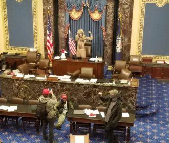В здании конгресса США произошла стрельба (LIVE)