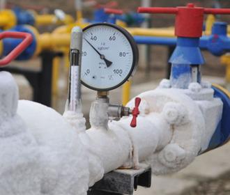 Запасы в ПХГ Украины ушли ниже 17 млрд куб. м