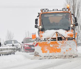 В ближайшие дни в Украине ожидаются обильные снегопады