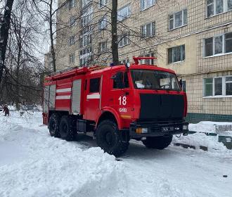 В Киевском детсаду произошло возгорание - ГСЧС