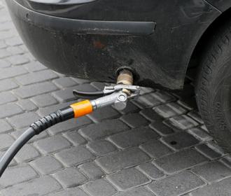 За февраль стоимость автогаза в Украине выросла на 17%