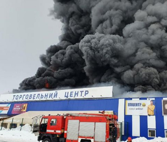 """Полиция задержала поджигателя """"Эпицентра"""" в Первомайске"""