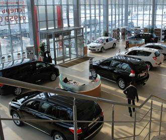 Украинцы смогут регистрировать новые автомобили прямо в салонах