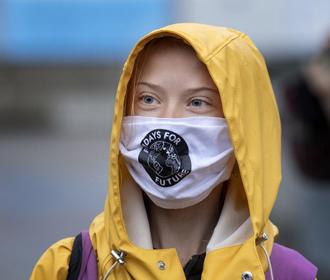 Грета Тунберг выступила против политики Байдена по климату