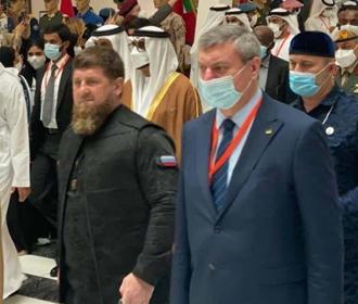 Кадыров предложил Урускому повесить дома их совместный снимок
