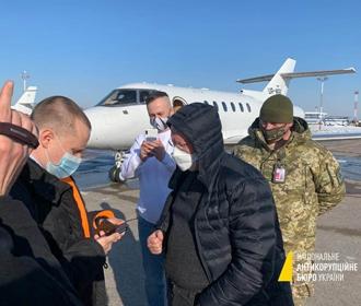 Экс-замглавы правления Приватбанка пытался покинуть Украину - НАБУ
