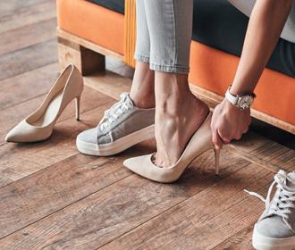 Как открыть бизнес по продаже обуви?