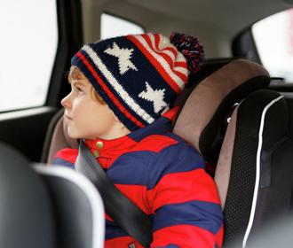 Малыш в автомобиле: надёжные и безопасные автокресла