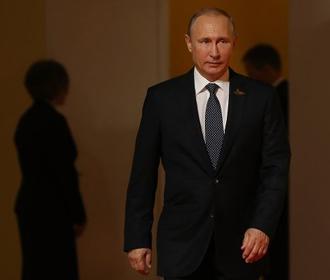 Путин сделал вторую прививку от ковида