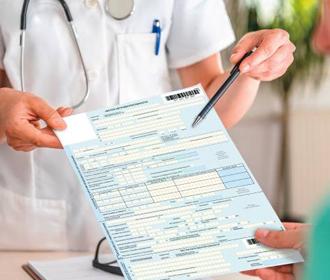 Рада разрешила внедрение электронных больничных в Украине
