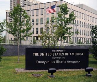 """Посольство США поддерживает санкции Украины против телеканалов NewsOne, """"ZIK"""" и """"112 Украина"""""""