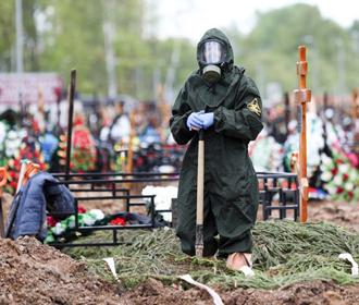 Коронавирус на четвертом месте среди причин смерти в Украине – Госстат