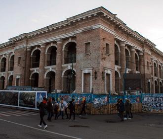 Киевсовет обратился к Кабмину о передаче столице Гостиного двора
