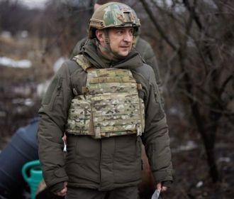 Зеленский: Украина должна соответствовать стандартам НАТО, но сейчас явно не реформы могут остановить РФ