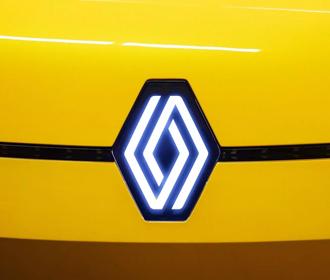 Renault презентовала новый логотип