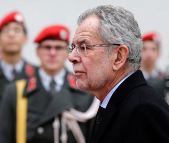 Зеленский пригласил президента Австрии присоединиться к Крымской платформе