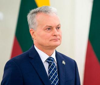Президент Литвы призвал к усилению санкций против РФ