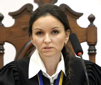 Верховный суд отменил увольнение судьи Царевич
