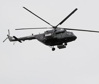 Россия отреагировала на инцидент с вертолетом на границе с Украиной