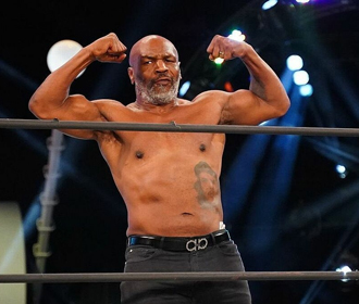 Майк Тайсон готов вернуться в ринг
