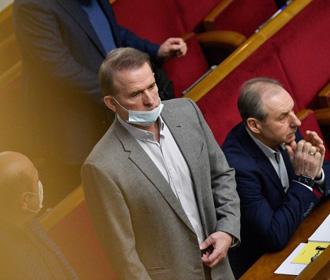 Разумков рассказал, что будет с депутатством Медведчука