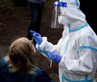 В Украине за сутки зафиксировано 6 796 новых случаев инфицирования COVID-19