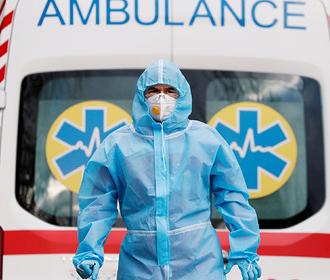 В Украине за сутки зафиксировано 19 419 новых случаев инфицирования COVID-19