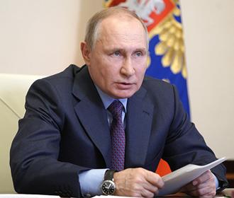 Россия будет реагировать на зачистку политического поля на Украине — Путин