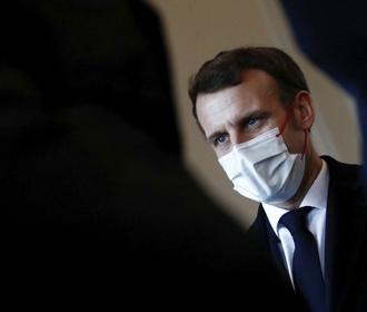 Макрон заявил о необходимости третьей дозы COVID-вакцины во Франции