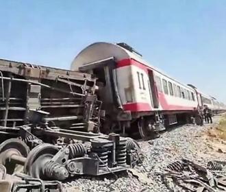 Жертвами столкновения двух поездов в Египте стали более 30 человек