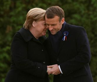 Зеленский, Меркель и Макрон обсудят Донбасс без Путина - СМИ