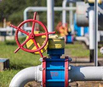 Украина почти не закачивает газ в ПХГ