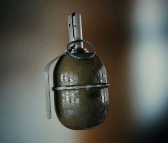 Полиция задержала мужчину, который угрожал подорвать гранату в здании Кабмина Украины