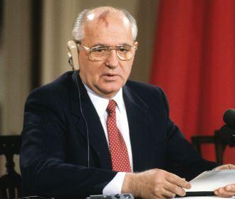 Байден и Меркель поздравили Горбачева с юбилеем